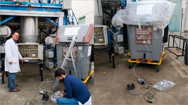 proyecto Supercontenedor de innovación en biorresiduos