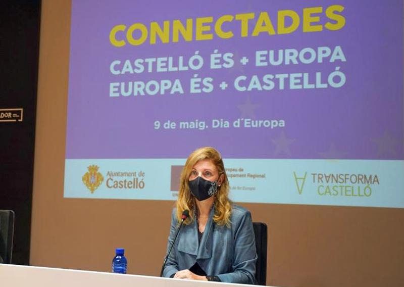 Amparo Marco, alcaldesa de Castellón