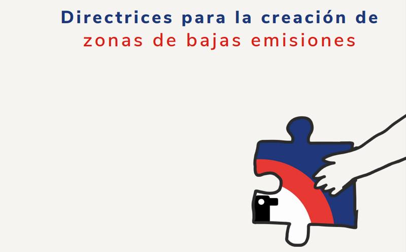 directrices para la creación de Zonas de Bajas Emisiones