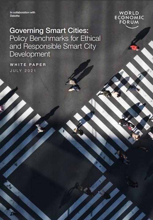 'Gobernar las ciudades inteligentes: políticas de referencia para el desarrollo ético y responsable de las smart cities'