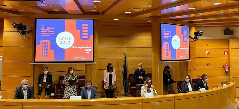 presentación de la iniciativa citiES 2030