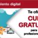 Fundación ONCE comenzará a impartir en octubre 11 nuevos cursos de formación en materias digitales
