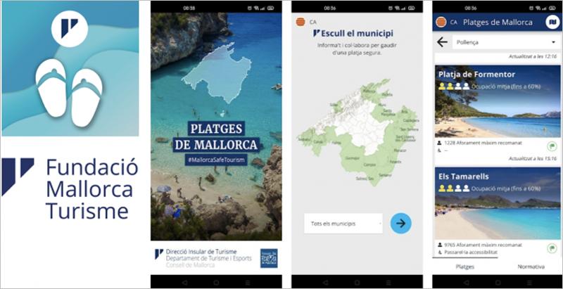 app playas seguras