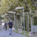 El campus de la UVigo en Ourense acoge un piloto de iluminación LED que monitoriza variables ambientales