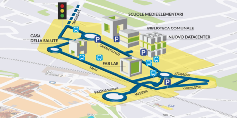 La arquitectura de software del proyecto europeo Class combina datos recopilados por ciudades inteligentes y vehículos conectados