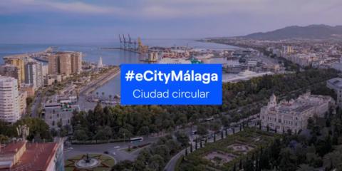 El proyecto #eCityMálaga creará un modelo de ciudad inteligente y sostenible