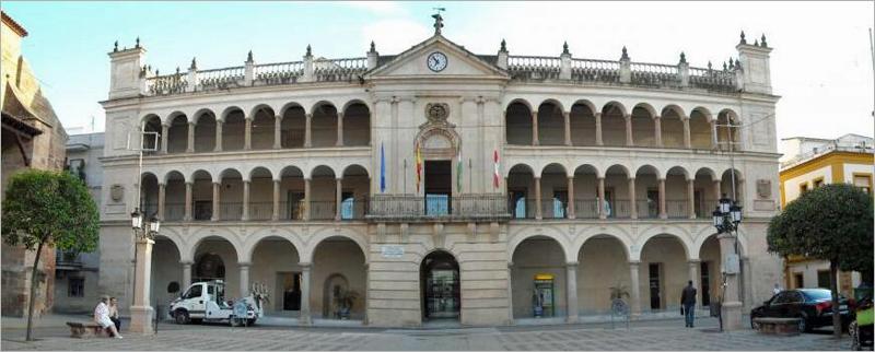 proyecto de smart parking en Andújar