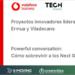 TECH friendly y Vodafone organizan dos sesiones paralelas del encuentro Greencities & S-Moving 2021