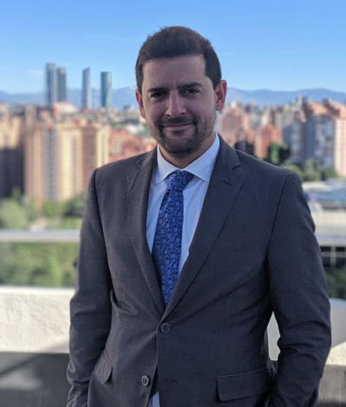 Álvaro García, director comercial de Alai Secure para España