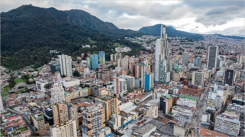 Bogotá, Destino Turístico Inteligente