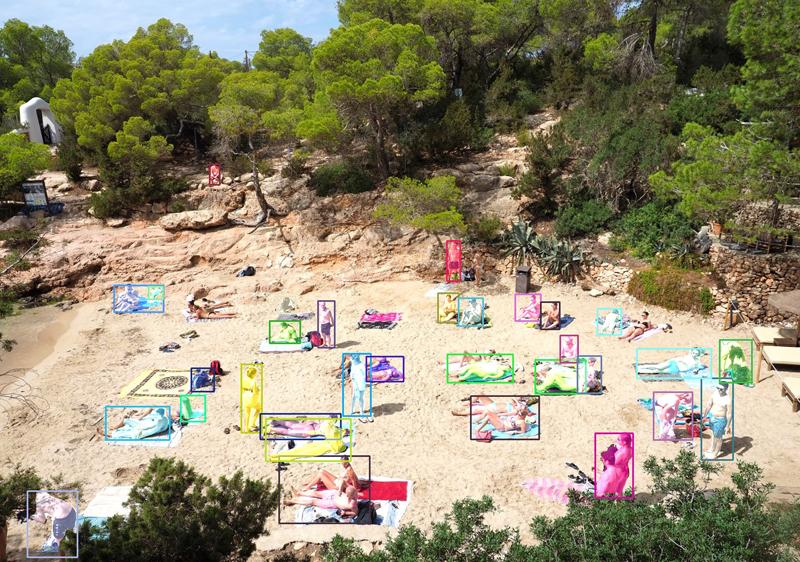El proyecto 'Ibiza, Turismo Inteligente y Sostenible' controlará el aforo en las playas