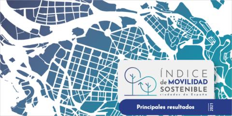 Madrid, Barcelona y Bilbao lideran el Índice de Movilidad Sostenible de las Ciudades Españolas 2021
