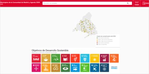 Nuevo informe sobre el grado de cumplimiento de los ODS en los municipios madrileños