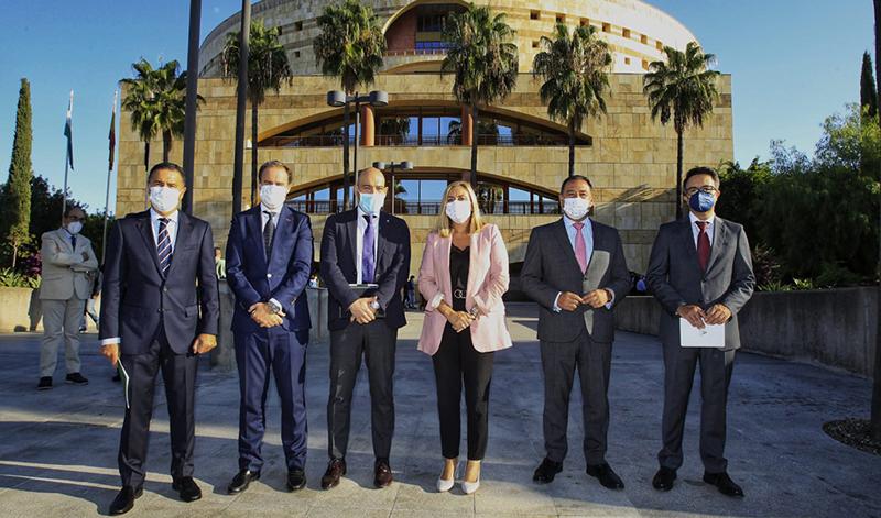 Mesa para la transición energética del transporte de Andalucía