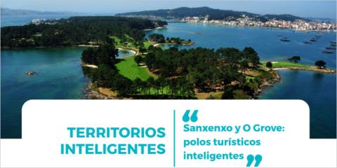 El proyecto 'Sanxenxo y O Grove: polos turísticos inteligentes' implementará soluciones tecnológicas para mejorar los servicios públicos