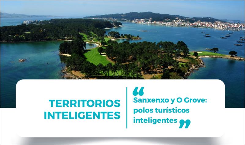 Sanxenxo y O Grove: polos turísticos inteligentes