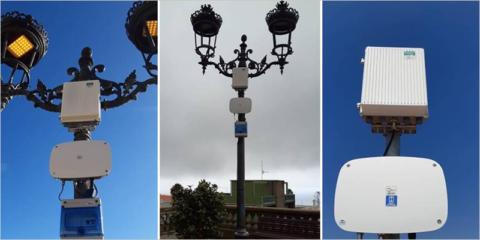 La Palma amplía su red de estaciones de calidad del aire ante la erupción volcánica
