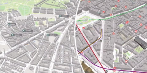 API para el sector inmobiliario: caso de éxito de Nexus Geographics